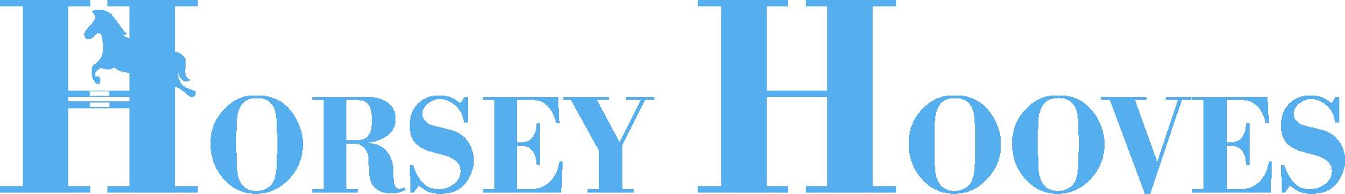 Horsey Hooves Logo