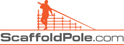 Scaffold Pole Logo